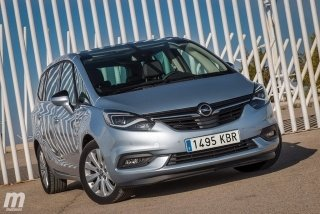 Foto 4 - Fotos Opel Zafira 1.6 CDTi