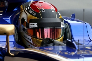 Foto 1 - Fotos Pascal Wehrlein F1 2017
