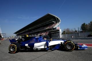 Fotos Pascal Wehrlein F1 2017 Foto 7