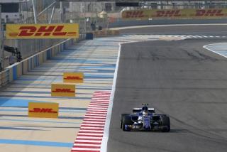Fotos Pascal Wehrlein F1 2017 Foto 12