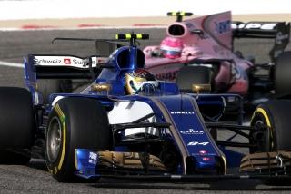 Fotos Pascal Wehrlein F1 2017 Foto 14