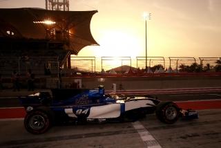 Fotos Pascal Wehrlein F1 2017 Foto 18