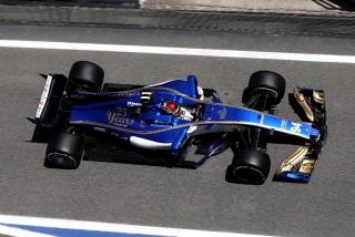Fotos Pascal Wehrlein F1 2017 Foto 25