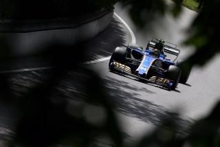 Fotos Pascal Wehrlein F1 2017 Foto 28