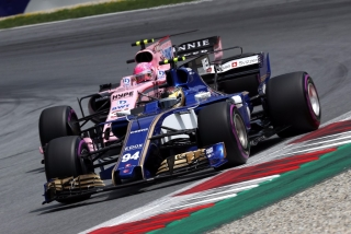 Fotos Pascal Wehrlein F1 2017 Foto 36