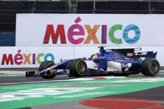 Fotos Pascal Wehrlein F1 2017 Foto 65