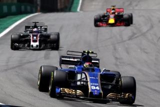 Fotos Pascal Wehrlein F1 2017 Foto 69