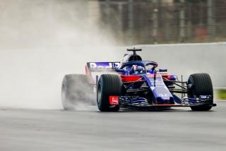 Fotos Pierre Gasly F1 2018 Foto 5