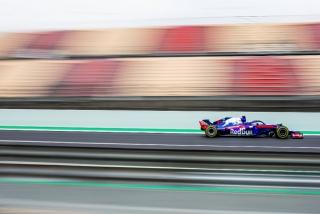 Fotos Pierre Gasly F1 2018 Foto 9