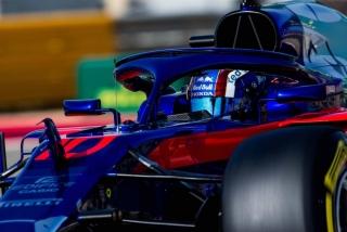 Fotos Pierre Gasly F1 2018 Foto 24