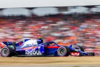 Fotos Pierre Gasly F1 2018 Foto 64