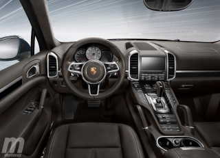 Fotos Porsche Cayenne segunda generación 2010-2017 Foto 31