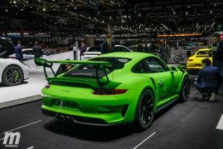 Fotos Porsche en el Salón de Ginebra 2018 Foto 7