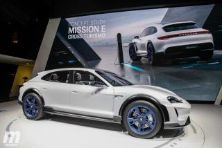 Fotos Porsche en el Salón de Ginebra 2018 Foto 24