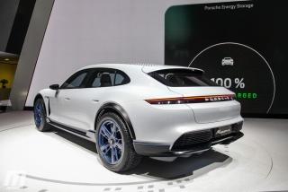 Fotos Porsche en el Salón de Ginebra 2018 Foto 35