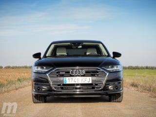 Fotos prueba Audi A8 2018 Foto 3
