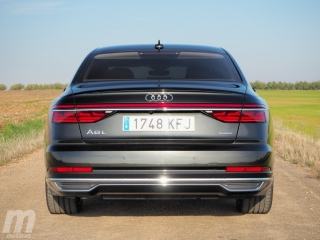Fotos prueba Audi A8 2018 Foto 4