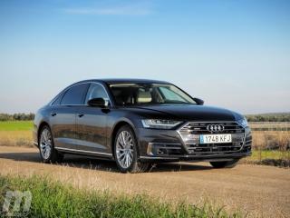 Fotos prueba Audi A8 2018 Foto 5