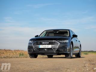 Fotos prueba Audi A8 2018 Foto 9