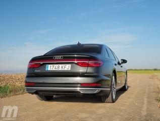 Fotos prueba Audi A8 2018 Foto 10