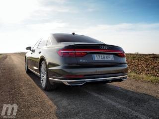 Fotos prueba Audi A8 2018 Foto 11