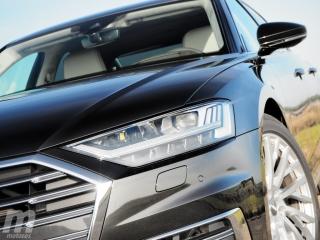 Fotos prueba Audi A8 2018 Foto 15