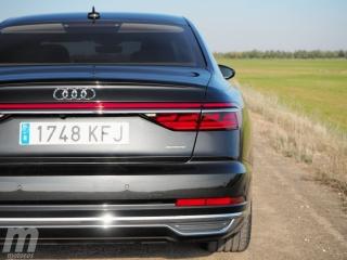 Fotos prueba Audi A8 2018 Foto 19