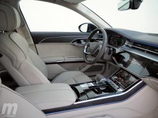 Fotos prueba Audi A8 2018 Foto 28