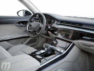 Fotos prueba Audi A8 2018 Foto 29