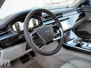Fotos prueba Audi A8 2018 Foto 33