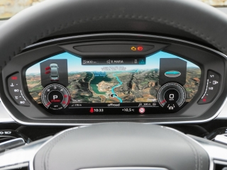 Fotos prueba Audi A8 2018 Foto 35