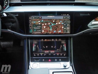 Fotos prueba Audi A8 2018 Foto 37