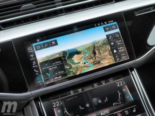 Fotos prueba Audi A8 2018 Foto 39