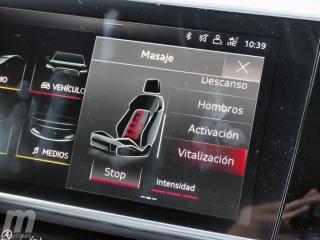 Fotos prueba Audi A8 2018 Foto 40