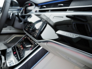 Fotos prueba Audi A8 2018 Foto 45