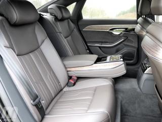 Fotos prueba Audi A8 2018 Foto 53