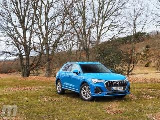 Fotos prueba Audi Q3 2019 Foto 1