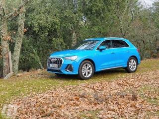 Fotos prueba Audi Q3 2019 Foto 2