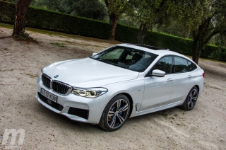 Fotos prueba BMW Serie 6 GT 2018 Foto 3