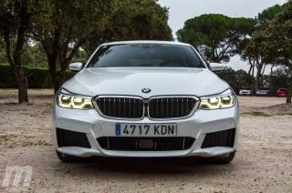 Fotos prueba BMW Serie 6 GT 2018 Foto 4