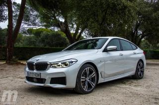 Fotos prueba BMW Serie 6 GT 2018 Foto 7