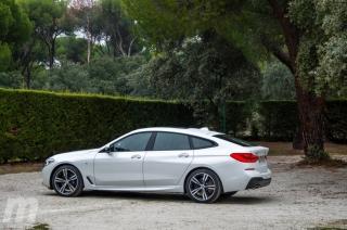 Fotos prueba BMW Serie 6 GT 2018 Foto 11