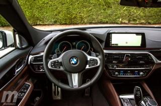 Fotos prueba BMW Serie 6 GT 2018 Foto 16
