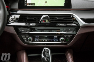 Fotos prueba BMW Serie 6 GT 2018 Foto 21