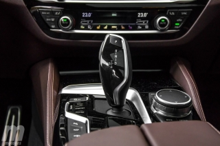 Fotos prueba BMW Serie 6 GT 2018 Foto 22