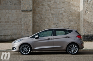 Fotos prueba Ford Fiesta 2017 Foto 4