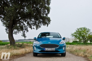 Fotos prueba Ford Fiesta 2017 Foto 9