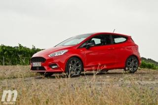 Fotos prueba Ford Fiesta 2017 Foto 16