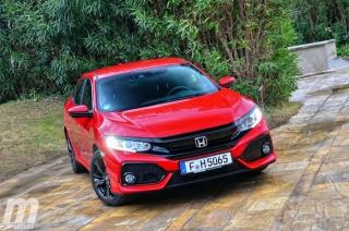 Fotos prueba Honda Civic 5 Puertas Foto 10