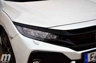 Fotos prueba Honda Civic 5 Puertas Foto 15